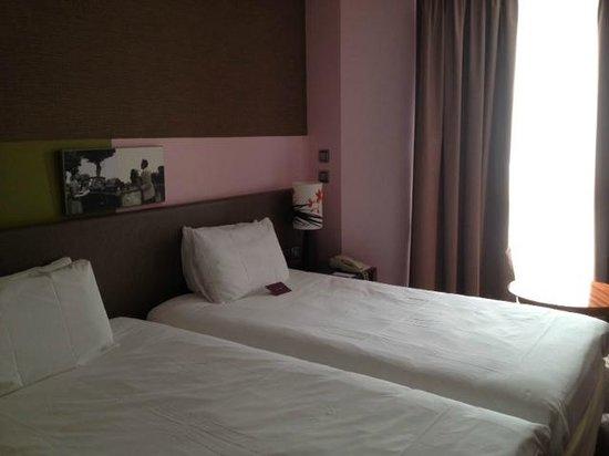 Ibis Troyes Centre: bedroom