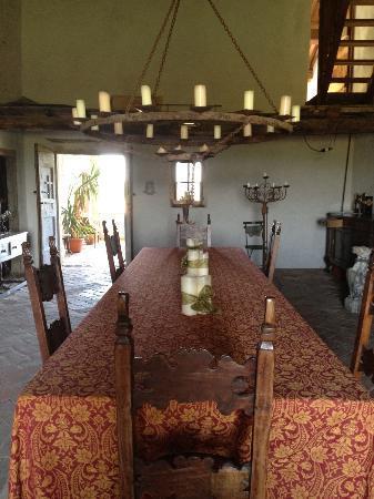 Il Pero: banquet hall