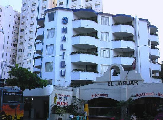 Hotel Acapulco Malibu: very friendy hotel