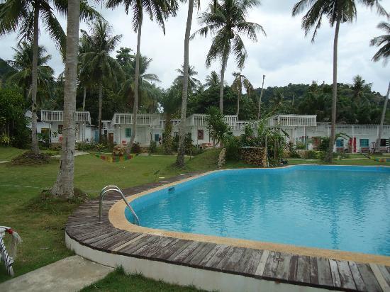 Elephant Bay Resort: widok z ganku