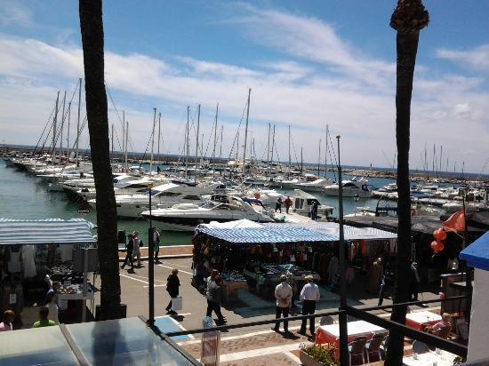 Bistro del Puerto : le port