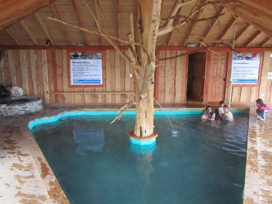 Mirador los Volcanes Lodge & Boutique: Aguas Calientes en Mirador Los Volcanes 2