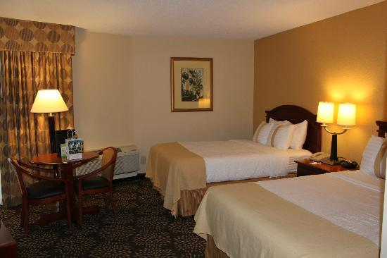 Holiday Inn Charleston Riverview: Room 204