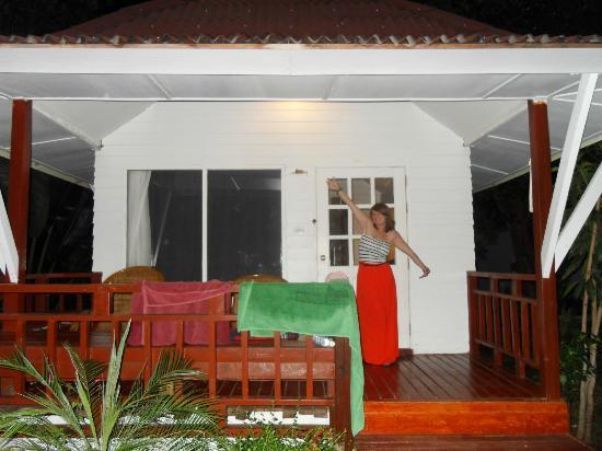 Nakara Long Beach Resort: Bungalow - Nakara beach resort