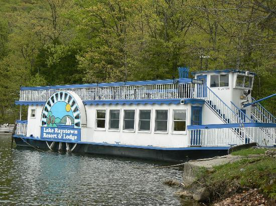 Lake Raystown Resort, an RVC Outdoor Destination: Showboat dinner cruises