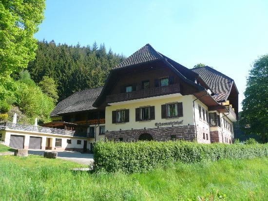 Hotel Restaurant Ochsenwirtshof: Hotel mit Gartenterrasse