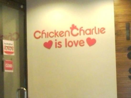 Chicken Charlie : <3