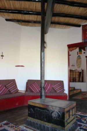 Ladakh Sarai: The common sitting room