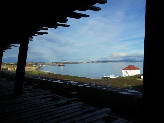 The Singular Patagonia: Vista desde mi Habitación