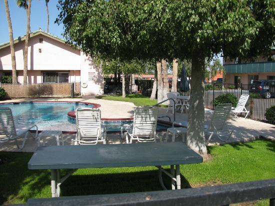 Yuma Cabana Motel: pool
