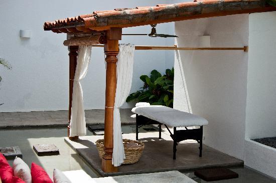 Los Patios Hotel: Spa area