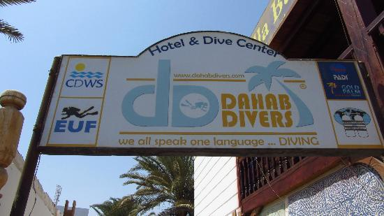 ‪‪Dahab Divers South Sinai Hotel & Dive center‬: Dahab Divers‬