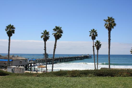 Always Inn San Clemente B&B: The Beach- Surfer's heaven!