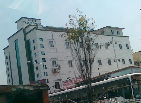 Hotel Planet Mount