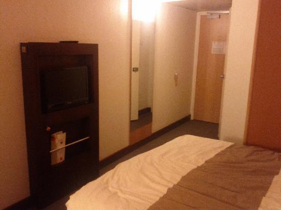 Ibis Abidjan Plateau: Room