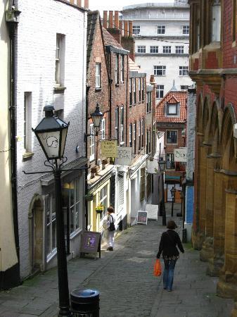 Walking Bristol: The Christmas Steps, Bristol walking tour