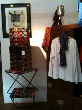 Private Collection Boutique: Recycled decoration items, mens t.shirts
