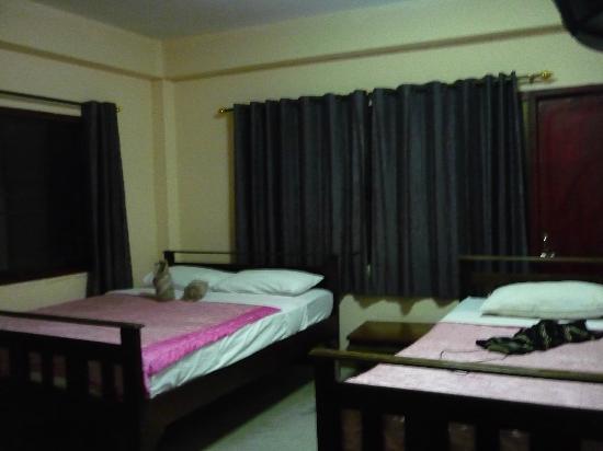 SK House: chambre