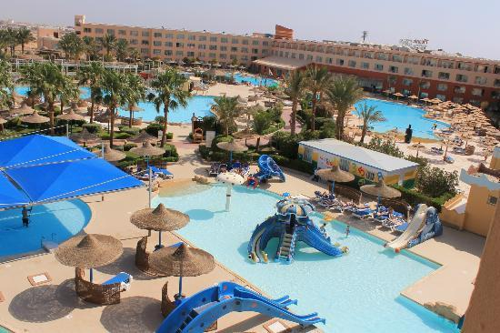 египет хургада dessole ttanc aqua park resort