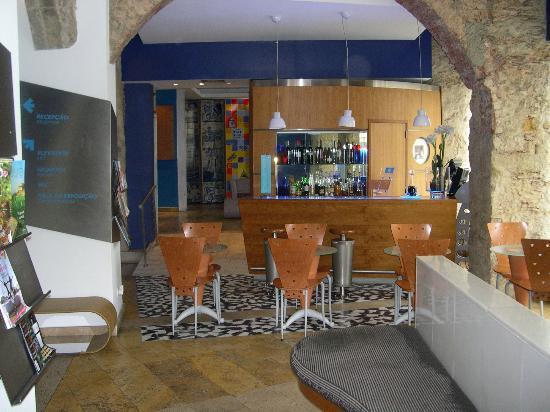 Hotel Lisboa Tejo: sala
