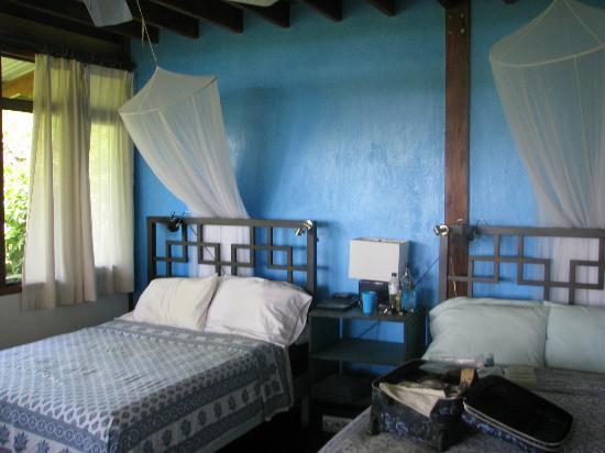 Blue Osa Yoga Retreat and Spa: our room