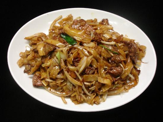 beef ho fun noodles  picture of tang restaurant preston