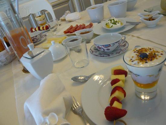 Quinta dos Bons Cheiros: Frühstück