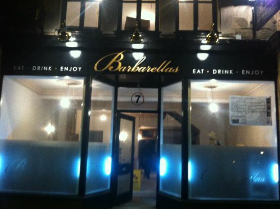 Barbarella's Wine Bar: barbarellas