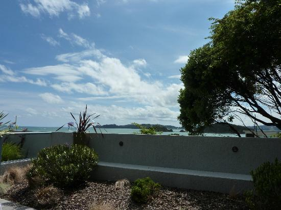Blue Pacific Apartments Paihia: View from the balcony