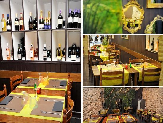D Aqui Restaurant Rue Cassini Nice