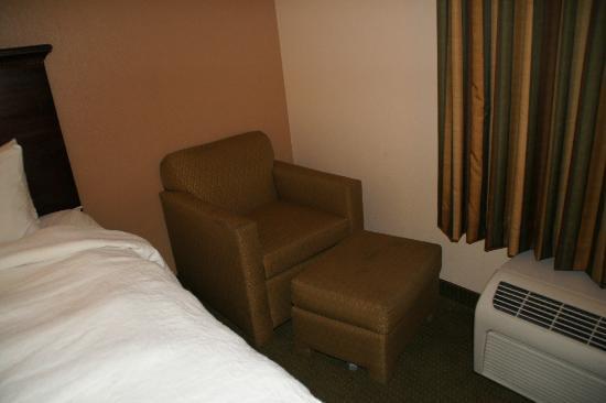 Comfort Inn I-10 West at 51st Ave : Sitzmöglichkeit