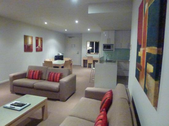 อะกาม่ารีสอร์ท: Apartment