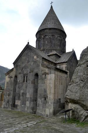 The Monastery of Geghard: Exterior