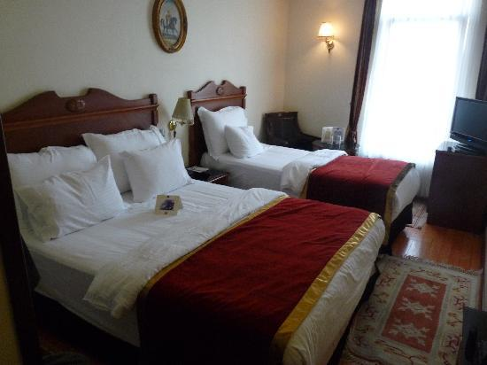 Best Western Empire Palace: chambre