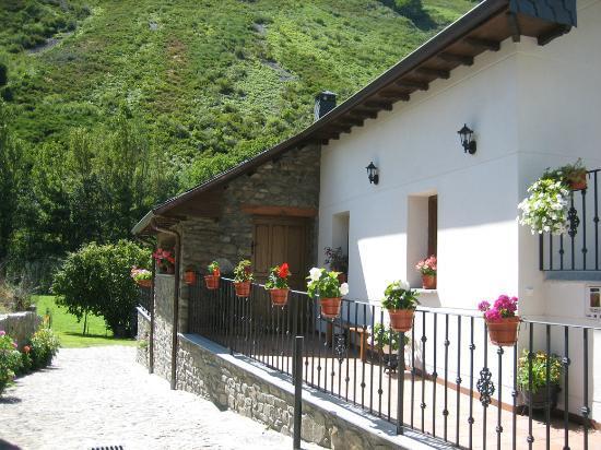 Casa Martin: entrada