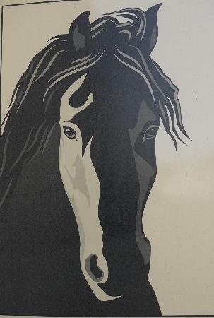 Dark Horse Inn: THE DARK HORSE