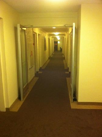 WestCord Hotel De Veluwe: corridoio del 1 piano