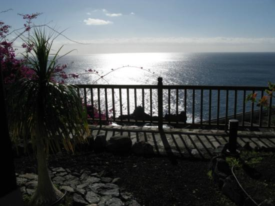 Parador de la Gomera: View from our room