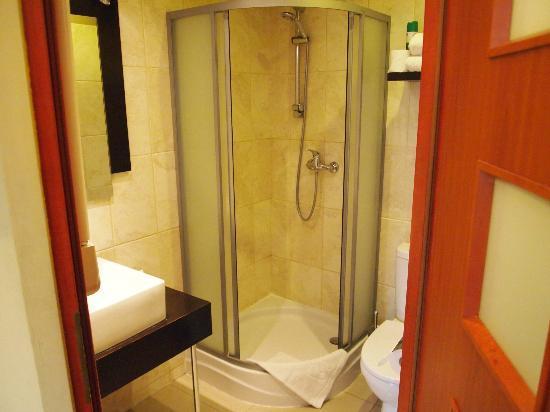 Tango House Bed & Breakfast: A nice bathroom