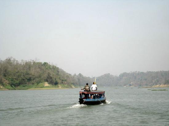 Chittagong Division, Bangladesch: Kaptai lake, Rangamati