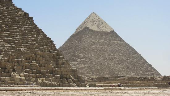 Kheopspyramiden: Pyramid of Khafre