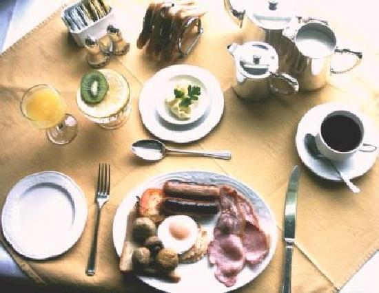 Four Seasons Restaurant: Start the day with a Full Lancashire Breakfast