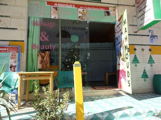 Mahmoud's Massage & Beauty: Mahmoud's Beauty Salon & Massage