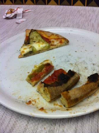 Pizzeria Trattoria Da Benito: buona :-) anche quella al granchio!