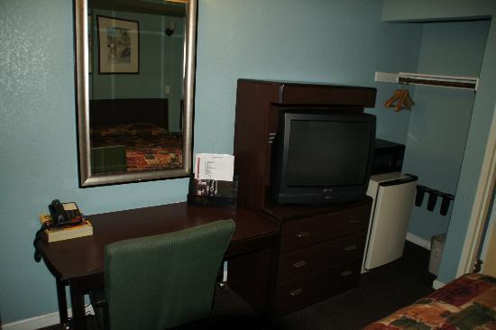 Americas Best Value Inn - Sacramento/Elk Grove: Inventar