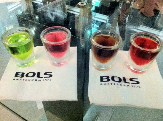 Hampshire Hotel - Beethoven Amsterdam: Bols factory, worth a look