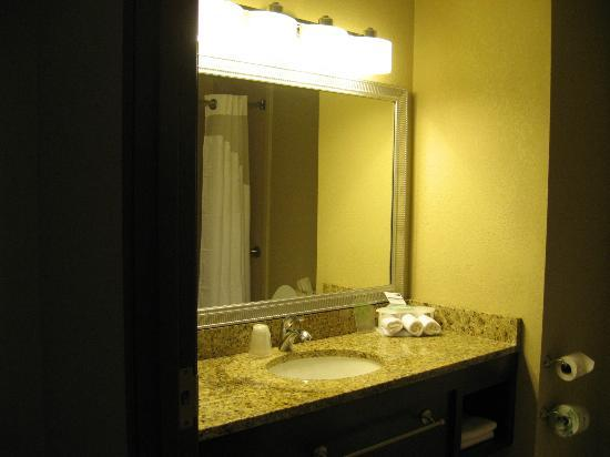 Holiday Inn Express Hotel & Suites Starkville: Nice Bath