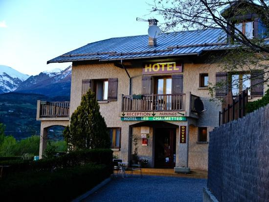 Hotel Les Chaumettes : Hotel