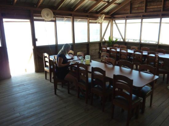 Isla Marisol Resort: Dining room