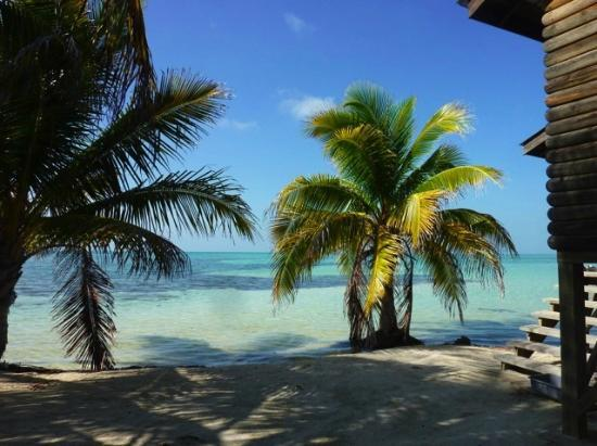 Isla Marisol Resort: View from our Cabana